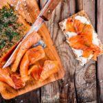 Le Borvo : le saumon fumé de l'Yonne est très apprécié en Asie